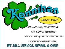 Kennihan Plumbing, Heating, & Air Conditioning